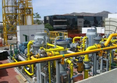 Fuel Gas Boosters to Solar Gas Turbines for IGSA, Mexico City