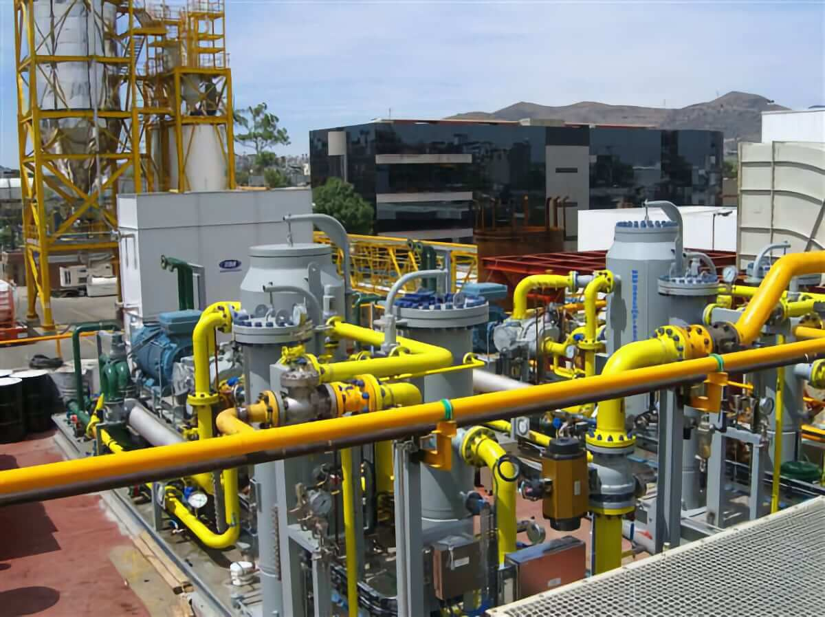 Fuel Gas Boosters to Solar Gas Turbines for IGSA P078