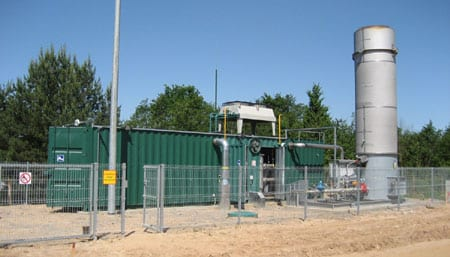 Landfill Gas Extraction & Boosting