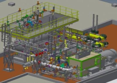 Flare Gas Recovery for Zeeco Europe Ltd, Oberhausen, Germany