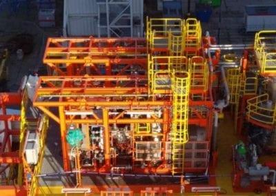Fuel Gas Compressor Package for Bumi Armada Kraken Pte Ltd, Offshore Shetland Islands, UK North Sea