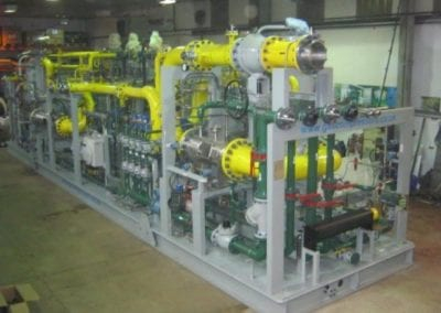 Flare Gas Recovery Packages for John Zink, Tupras Refineries, Turkey
