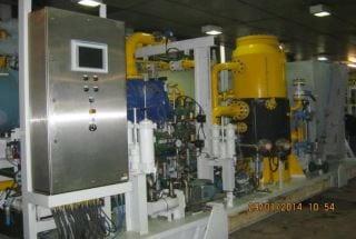 Fuel Gas Boosters for Solar Gas Turbines, Perenco, Democratic Republic of Congo