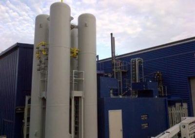 Syngas Storage for Advanced Plasma Power, Swindon, UK