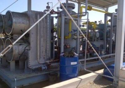 Wellhead Gas Compressor for INA, Molve, Croatia
