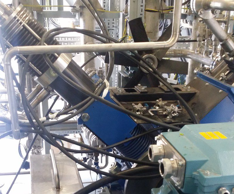 Pyrolysis Gas / Gasification