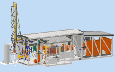 GCL Wins Contract to Supply Gas Compressor to Costain, for Cadent Gas, at West Butterwick, Lincolnshire, UK
